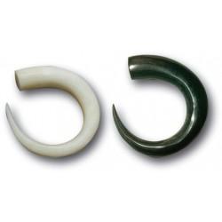 Elargisseur recourbé pour oreille corne gros diamètre IR