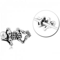 Accessoire squelette pour bijou pour industriel en acier 316L INDR 21