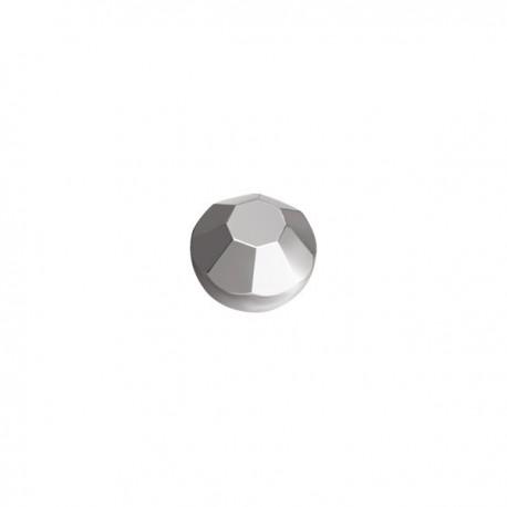 Boule acier multi-facettes 316L, à visser 1,2 mm MSDB
