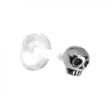 Labret Bioflex ® crâne acier à clipper BOLBSS 15