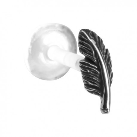 Labret Bioflex ® plume acier à clipper BOLBSS 17