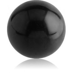 Boule acier noir, à visser 1,2 mm BKMB