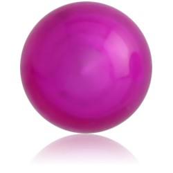 Boule acrylique U.V., à visser 1,2 mm MUB