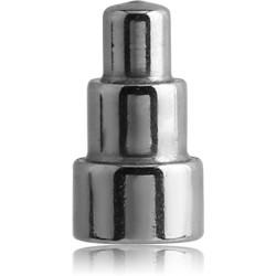 Pic ou cone acier 316L, à visser 1,6 mm DUM