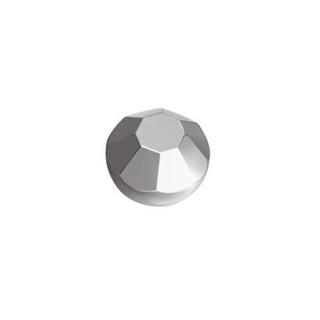 Boule acier multi-facettes 316L, à visser 1,6 mm SDB