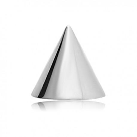 Pic ou cone acier 316L, à visser 1,6 mm C