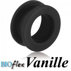 Tunnel oreille bioflex parfumé vanille gros diamètre ABT 02