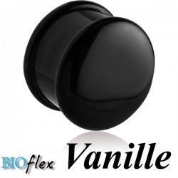 Plug oreille bioflex parfumé vanille gros diamètre ABP 02