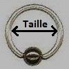 Taille anneau