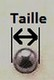 Taille boule